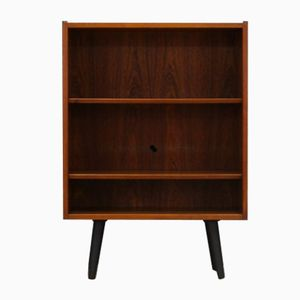Mid-Century Scandinavian Teak Cabinet with Shelves