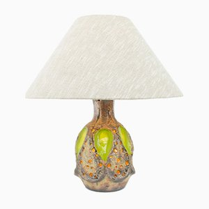 Italien Ceramic Table Lamp, 1960s