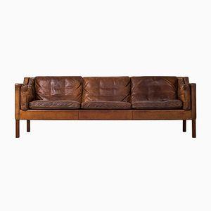 Modell 2213 Sofa von Børge Mogensen für Fredericia, 1960er