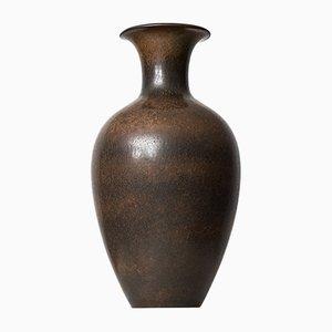 Keramik Bodenvase von Gunnar Nylund für Rörstrand, 1950er