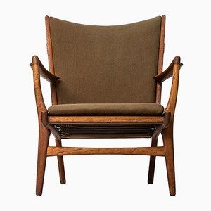Model AP-16 Easy Chair by Hans J. Wegner for AP-Stolen, 1951