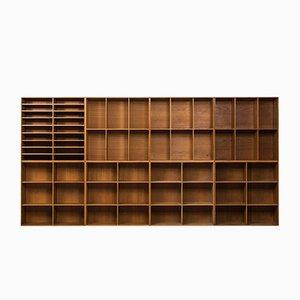 Bücherregale von Mogens Koch für Rud Rasmussen, 1933, 8er Set