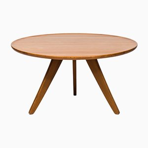 Coffee Table by Carl Malmsten for Svensk Tenn, 1950s
