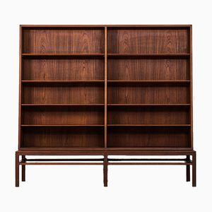 Bookcase by Johan Hagen for I. Christiansen, 1950s
