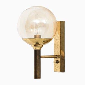 Wall Lamp by Sven Mejlstrøm for Mejlstrøm Belysning, 1960s