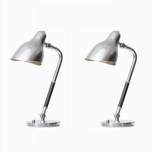 Table Lamps by Vilhelm Lauritzen for Louis Poulsen, 1940s, Set of 2