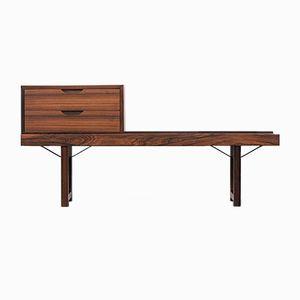 Krobo Bench or Side Table by Torbjørn Afdal for Bruksbo, 1960s