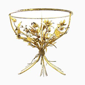 Mid-Century Floral Table