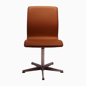 Model 3171 Oxford Chair by Arne Jacobsen and Fritz Hansen, 1989
