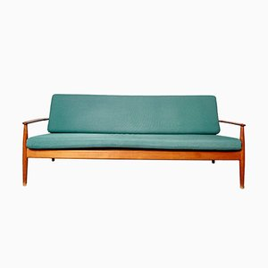 Mid-Century 118-3 Sofa by Grete Jalk for France & Søn