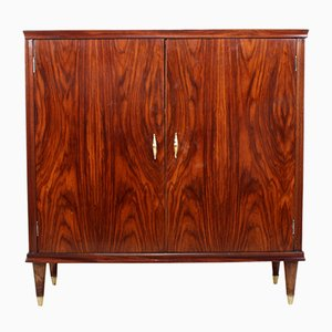 Mid-Century Rosewood Cabinet