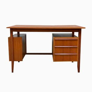 Danish Mid-Century Writing Desk in Teak