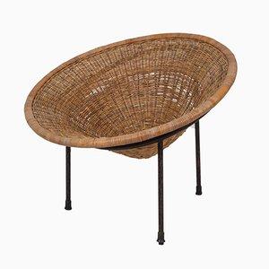 Vintage Italian Cono Chair by Roberto Mango