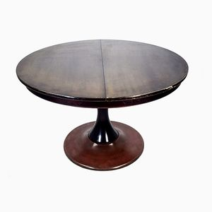 Extendable Round Table, 1950s