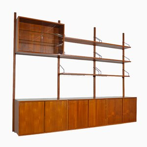 Modular Shelving System by Poul Cadovius, 1960s