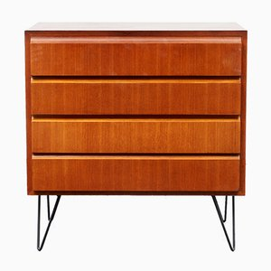 Chest of Drawers with Hairpin Legs, 1960s