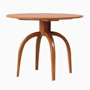 Round Coffee Table by Axel Einar Hjorth for Nordiska Kompaniet, 1937