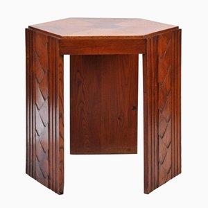 Französischer Art Deco Guéridon Tisch