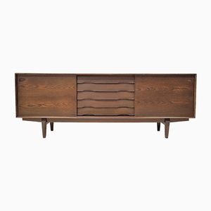 Danish Oak Credenza from Skovby Møbelfabrik, 1960s
