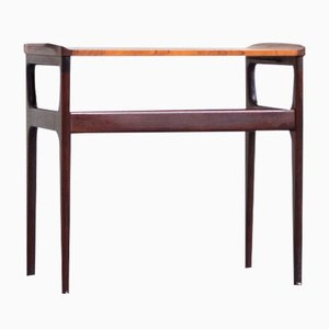Vintage Rosewood Side Table by Domus Danica for Heltborg Møbler