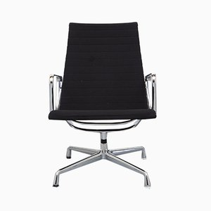Vintage EA116 Swivel Lounge Chair by Charles & Ray Eames for Vitra