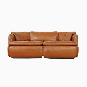 Confidential 2-Sitzer Sofa von Alberto Rosselli für Saporiti Italia, 1970er