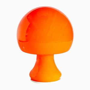Orange Table Lamp, 1970s