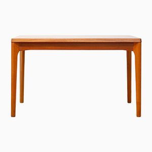 Danish Teak Extendable Dining Table by Henning Kjaernulf, 1960s