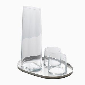 Dual Tableware Set by Relvão Kellermann for UTIL, 2017