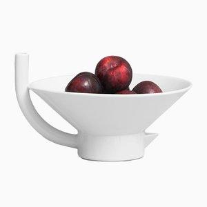 Spout Fruit Bowl by Manuel Amaral Netto for UTIL