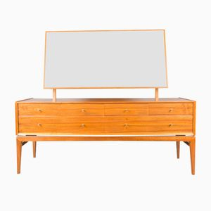 Mid-Century Walnut Dressing Table from A. Younger