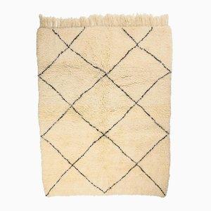 Zeitgenössischer marokkanischer Beni Ouarain Berber Teppich