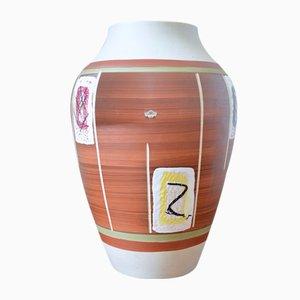 Deutsche Mid-Century Keramik Vase von Bay