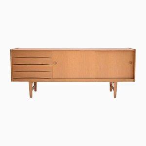 Eiche Sideboard von Erik Wørts für Ikea, 1960er