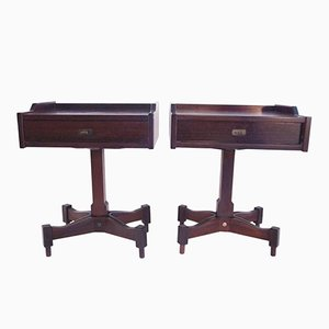 Model SC50 Sir & Madam Nightstands by Claudio Salocchi for Sormani, 1960s