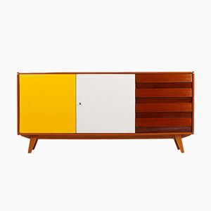 Model U-460 Sideboard by Jiri Jiroutek for Interier Praha, 1960s