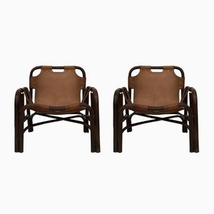 Lounge Chairs from Pierantonio Bonacina, 1963, Set of 2