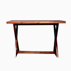 X Schreibtisch von Pierre Jeanneret, 1950er