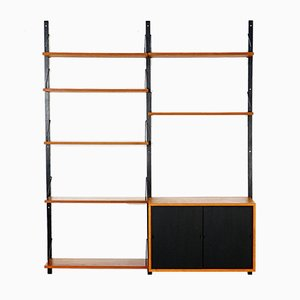 Royal System Shelving Unit by Poul Cadovius for Cado, 1960s