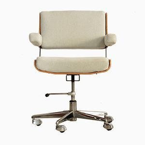 French Swivel Chair by Alain Richard, 1960s