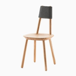 Ash Naïve Chair by etc.etc. for Emko