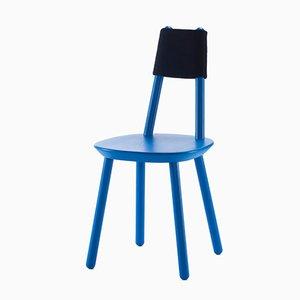 Chaise Naïve Bleue par etc.etc. pour Emko