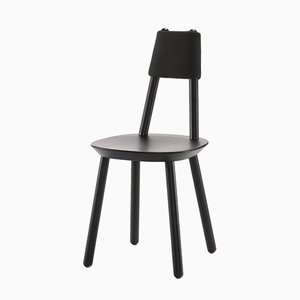 Black Naïve Chair by etc.etc. for Emko