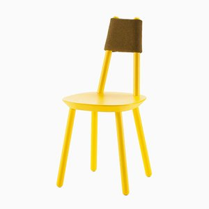 Yellow Naïve Chair by etc.etc. for Emko