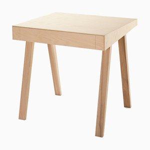 Großer 4.9 Schreibtisch aus europäischer Esche von Marius Valaitis für Emko