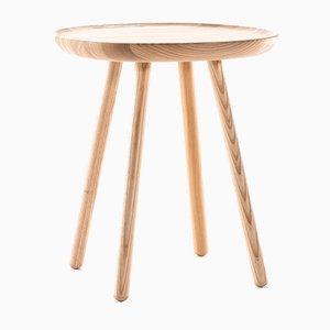 Ash Naïve Side Table D45 by etc.etc. for Emko