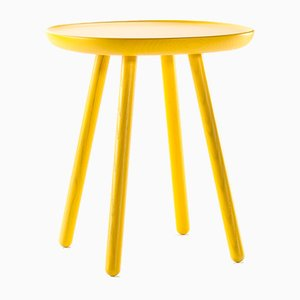 Yellow Naïve Side Table D45 by etc.etc. for Emko