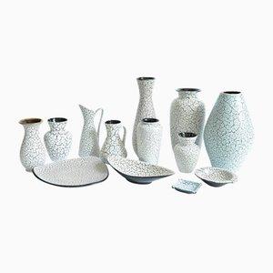 Cortina Keramiken von Jasba, 1950er, Set of 13