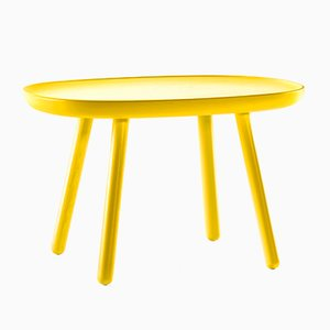 Yellow Naïve Side Table D61 by etc.etc. for Emko
