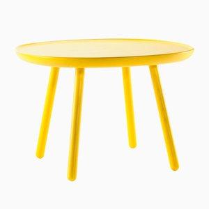 Table d'Appoint Naïve D64 Jaune par etc.etc. pour Emko